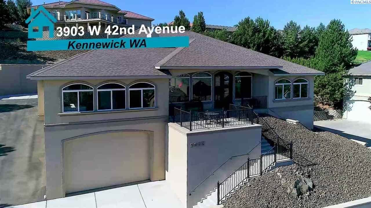 Single Family Homes for Sale at 3903 W 42Nd Avenue Kennewick, Washington 99337 United States