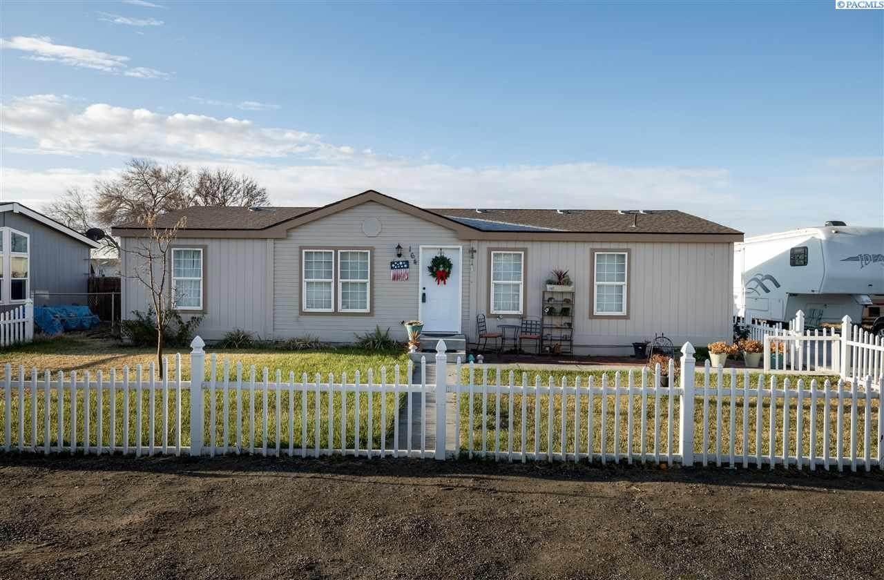 Manufactured Home for Sale at 164 Columbia Road Burbank, Washington 99323 United States