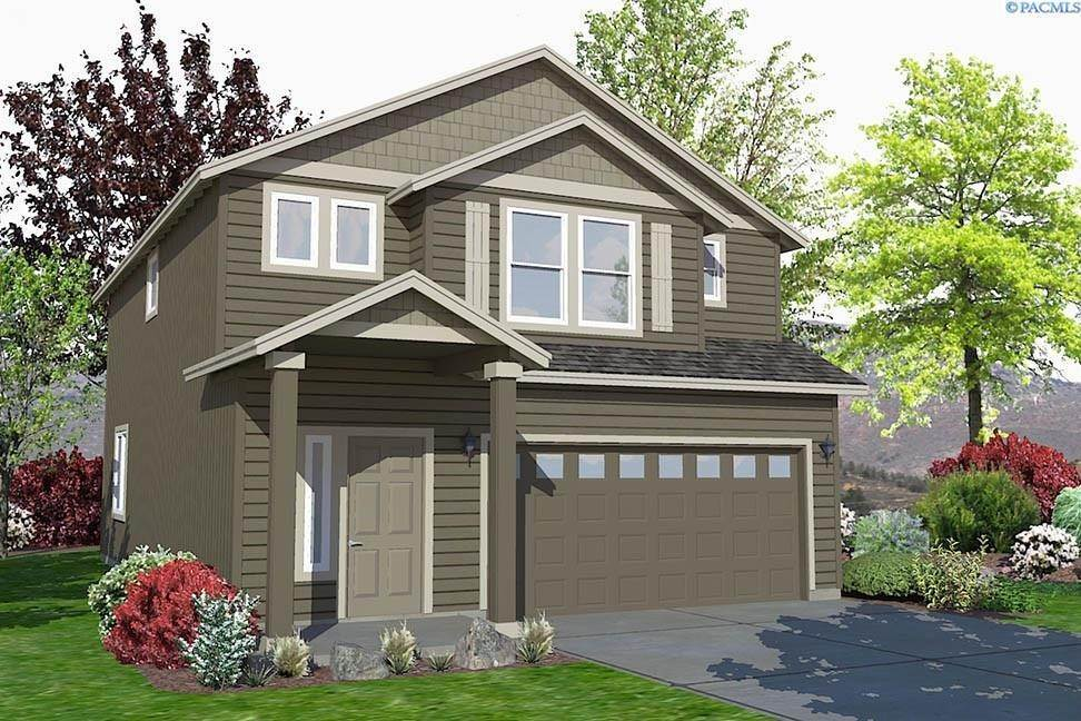 Single Family Homes for Sale at TBD Lot 2 Mitchell Street Plymouth, Washington 99346 United States