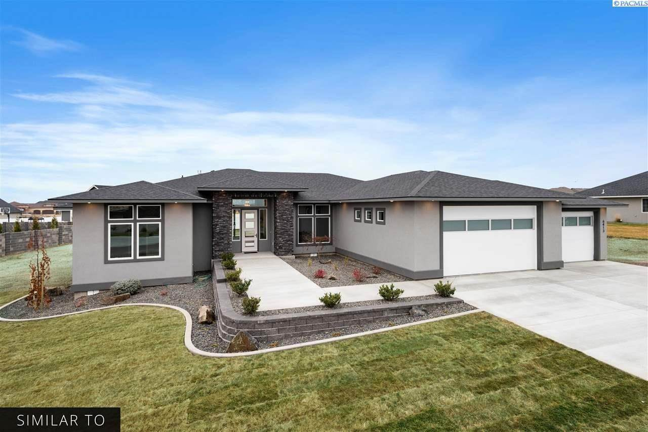 Single Family Homes for Sale at TBD LOT 60 Furlong Lane Kennewick, Washington 99338 United States