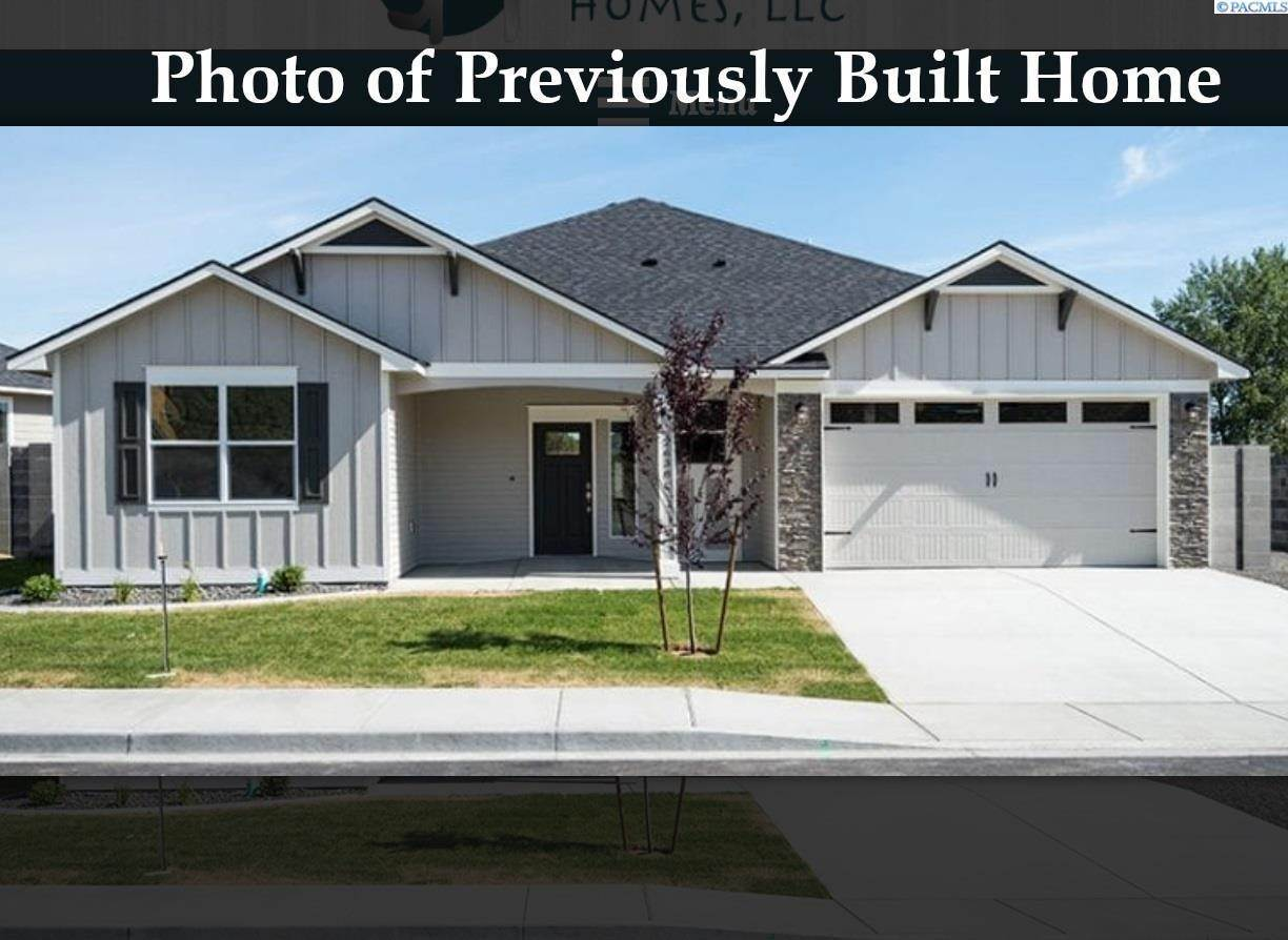Single Family Homes for Sale at 3474 S Wilson Place Kennewick, Washington 99338 United States